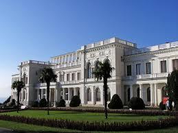 Livadia Palace.