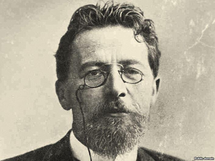 Άντον ΠάβλοβιτςΤσέχωφ.