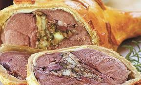 Χοιρινό σκεπαστό στο φούρνο.
